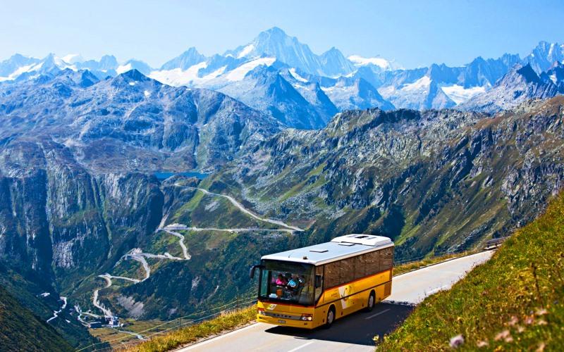 Пассажирские перевозки автобус